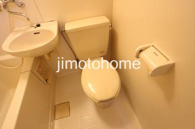 【トイレ】奥内西本町マンション