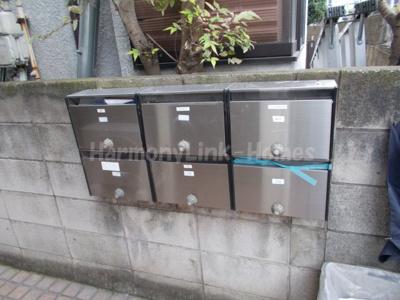 ライフピアベアーの郵便受け☆