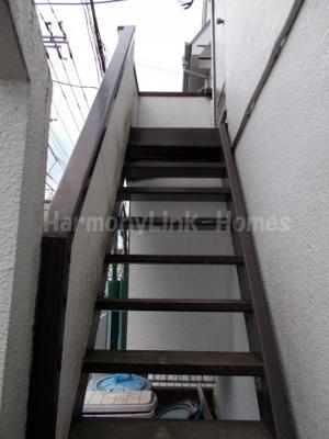 ライフピアベアーの階段☆