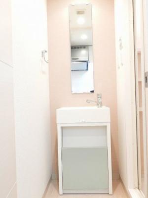 【独立洗面台】スワンズシティ大阪城南