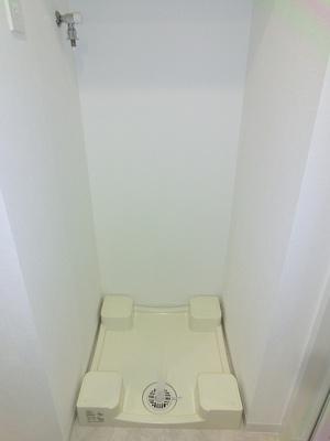 排水口お手入れしやすい足高の防水パンです