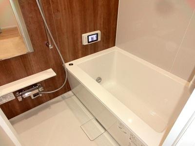 浴室TV、追焚オートバス