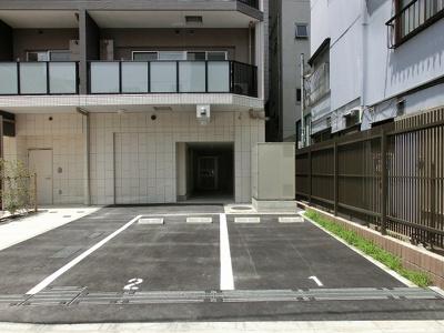 上層階は日当たり眺望良好、スカイツリーと隅田川花火見えます