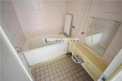 【浴室】インターフェルティ真田山