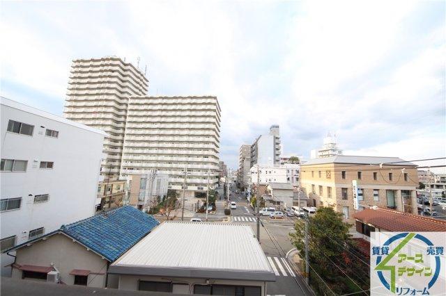 【展望】グランプレステージ西明石駅前