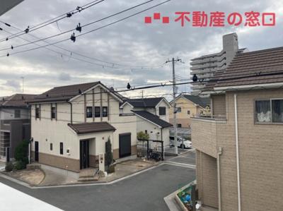 【展望】平岡町土山 中古戸建