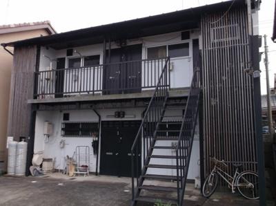 【外観】明石屋アパートメント
