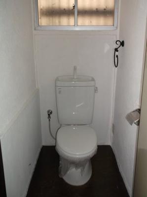 【トイレ】明石屋アパートメント