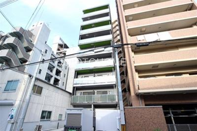 【外観】モダンアパートメント大阪ドーム前