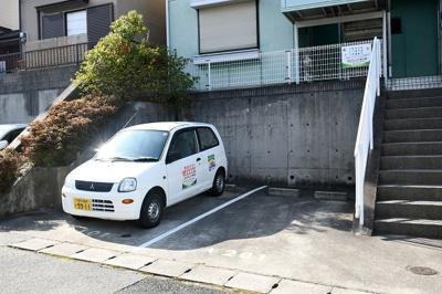 【駐車場】CASA IZUMI A棟