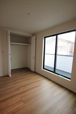 全居室収納スペースあり♪