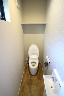 トイレはこんな感じです♪