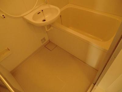 【浴室】大地原ハイツⅢ