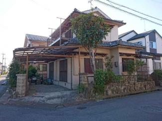 【外観】近江八幡市堀上町 売土地