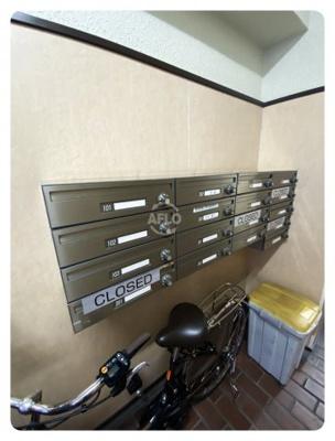 メゾンドール日本橋 メールボックス