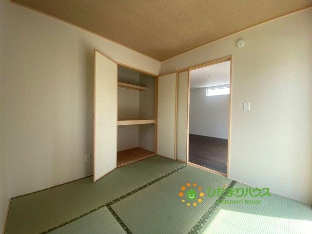 【和室】白岡市西2丁目 5期 新築一戸建て 01 グラファーレ