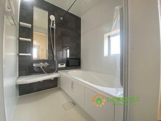 【浴室】白岡市西2丁目 5期 新築一戸建て 01 グラファーレ