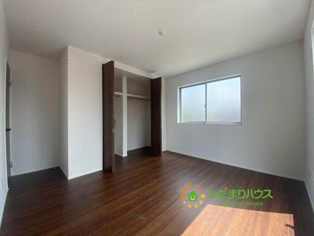 【寝室】白岡市西2丁目 5期 新築一戸建て 01 グラファーレ
