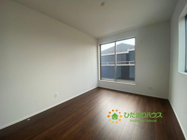 【洋室】白岡市西2丁目 5期 新築一戸建て 01 グラファーレ