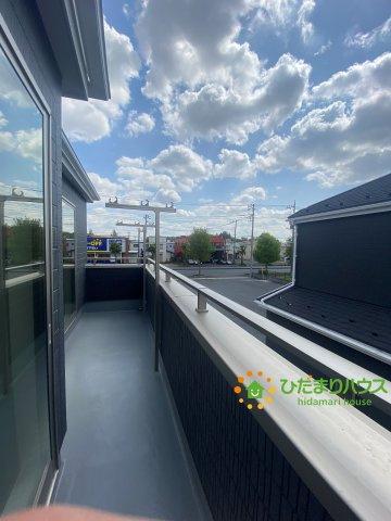 【展望】白岡市西2丁目 5期 新築一戸建て 01 グラファーレ
