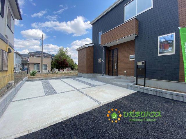 【駐車場】白岡市西2丁目 5期 新築一戸建て 01 グラファーレ