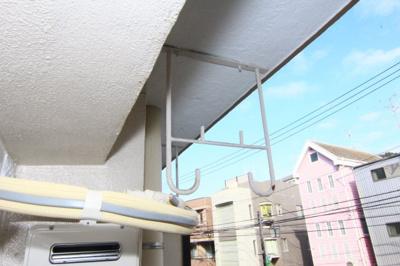 【バルコニー】日吉第7コーポA