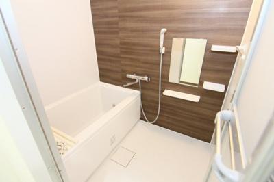 【浴室】日吉第7コーポA