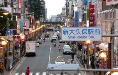 【周辺】ジリオロッソ東新宿