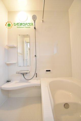 【浴室】西区三橋6丁目 新築一戸建て グランドールの丘 03