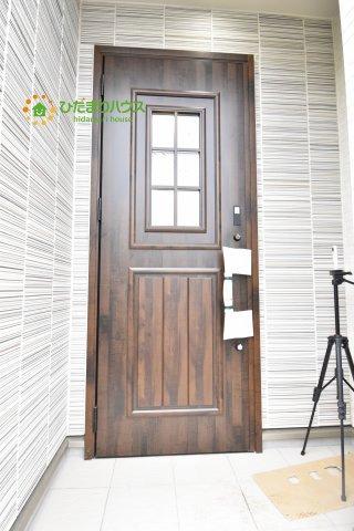 【玄関】西区三橋6丁目 新築一戸建て グランドールの丘 03