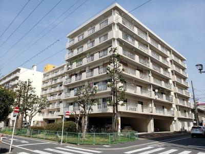 【外観】マンションニュー行徳第一 5階 リ ノベーション済 行徳駅5分