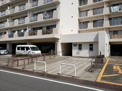 【駐車場】マンションニュー行徳第一 5階 リ ノベーション済 行徳駅5分