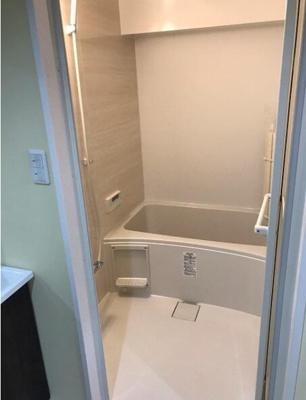 【浴室】マンションニュー行徳第一 5階 リ ノベーション済 行徳駅5分