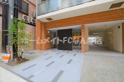 【エントランス】Y&Rino Residence