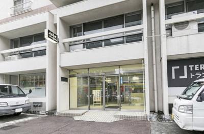 【エントランス】メゾンドール高田馬場