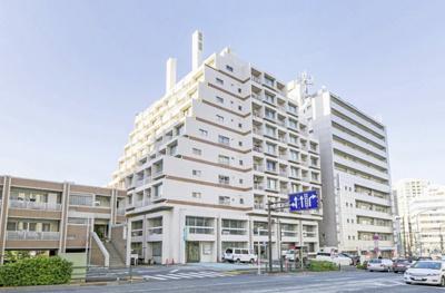 【外観】メゾンドール高田馬場