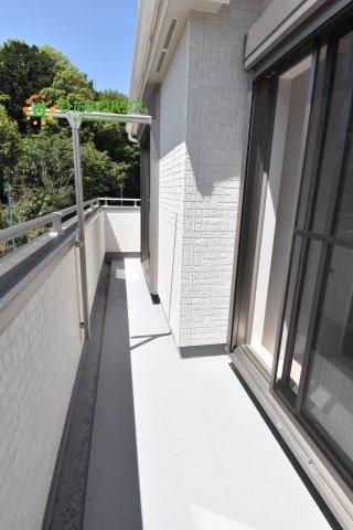 【バルコニー】西区三橋6丁目 新築一戸建て グランドールの丘 07