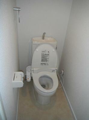 【トイレ】メゾンドブラン平和台