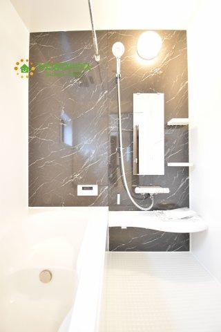 【浴室】西区三橋6丁目 新築一戸建て グランドールの丘 02