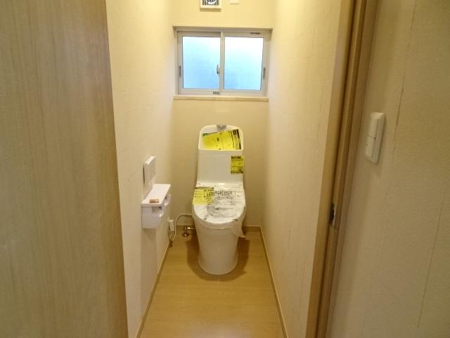 2階のトイレを増設しました