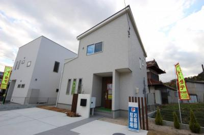 太陽光発電住宅7.8kW(10年後設備一式無償譲渡) 宅配ボックス有