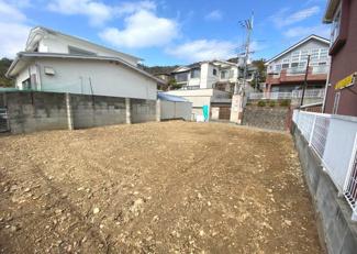 【外観】箕面8丁目 売り土地