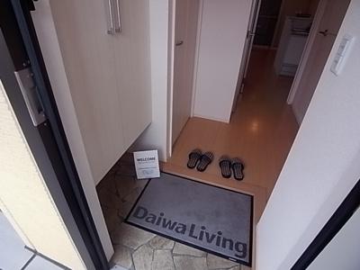 【玄関】グレイスワン