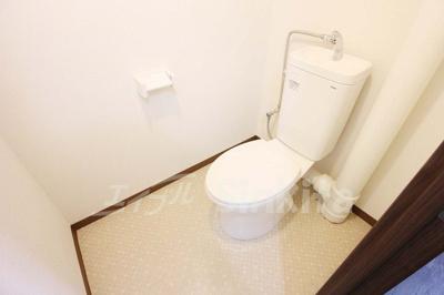 【トイレ】第1浦濱ビレッジ
