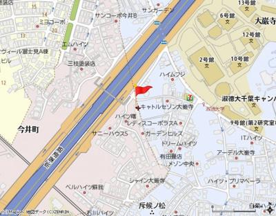 【地図】SJOエデン