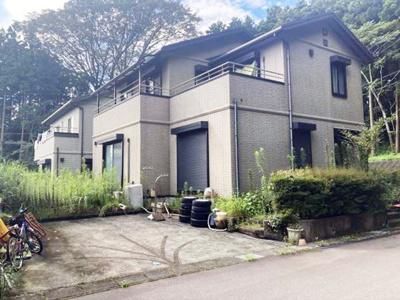 閑静な住宅街にある一戸建。
