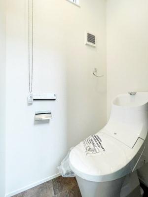 【トイレ】JR横浜線「町田」駅 新築一戸建 2号棟