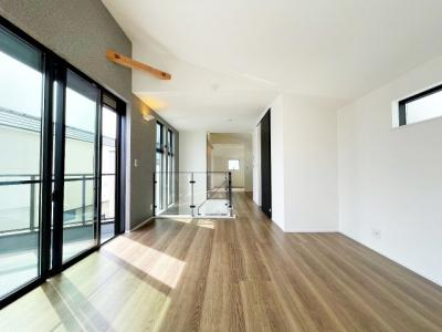 【居間・リビング】JR横浜線「町田」駅 新築一戸建 2号棟