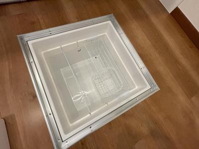 ※参考写真※洋室6.6帖のお部屋にある室内物干しです!雨の日やお出掛け時の室内干しにとても便利☆花粉や梅雨の時期に重宝しますね♪