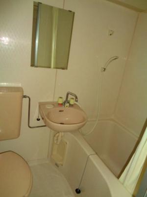 【浴室】クリア我孫子東